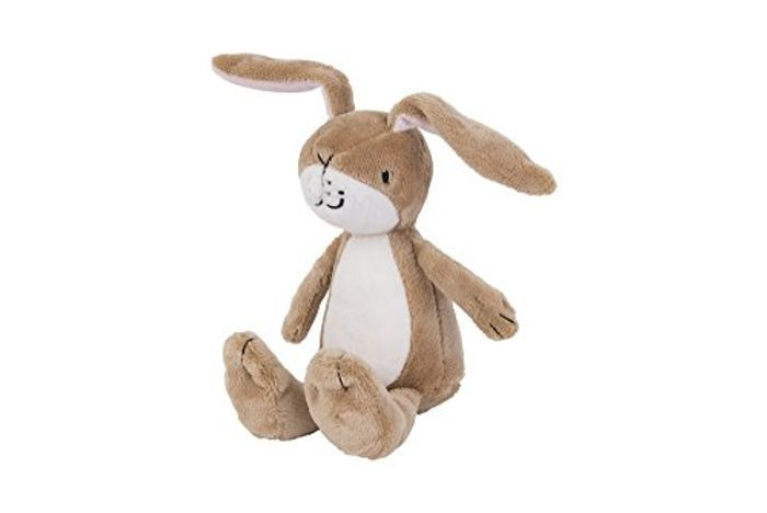 Rainbow Designs GH1206 Guess How Much I Love You Nutbrown Hare Rattle