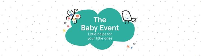 TESCO Baby Event! 50% off (Half Price)