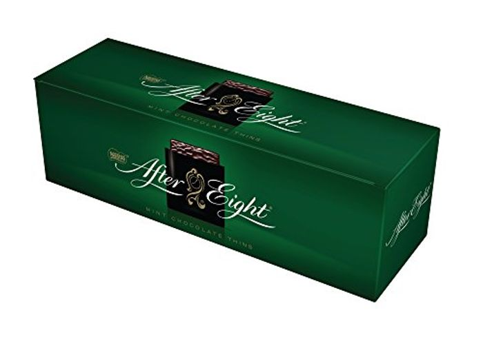 Half Price- after Eight Mint Chocolate Thins Box, 300g