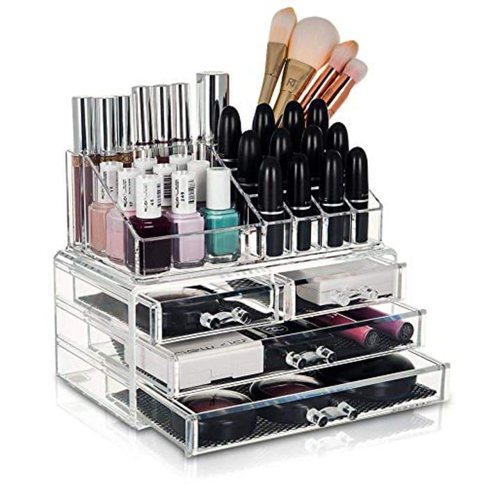 Acrylic Cosmetic Display Stand