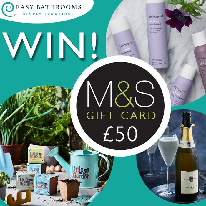 Win a £50 Marks and Spencer's Gift Card!