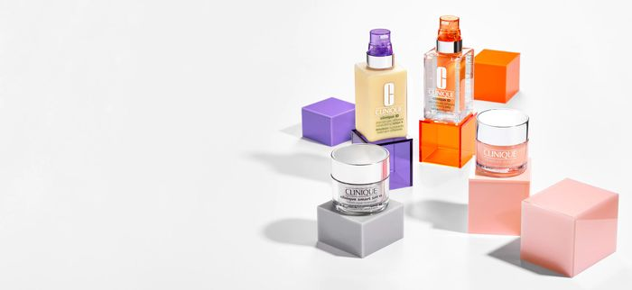 Clinique £10 off Moisturisers plus 15% off and Free Delivery