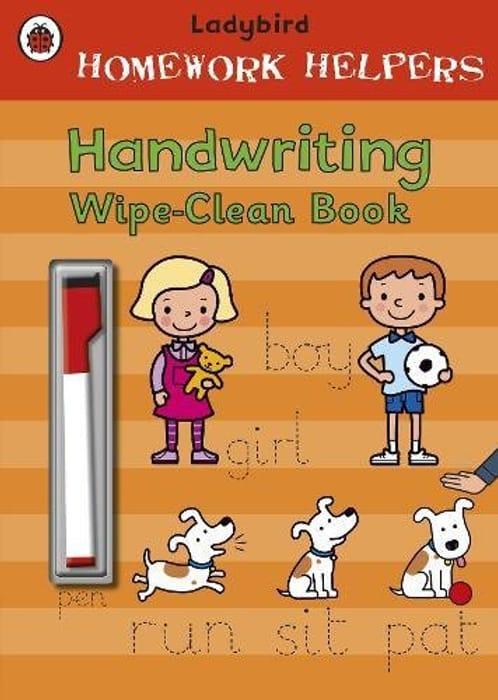 Best Price! Ladybird Homework Helpers: Handwriting Wipe-Clean Book