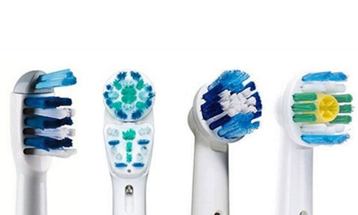 4, 8, 12 or 16 Oral B-Compatible Toothbrush Heads from £2.99