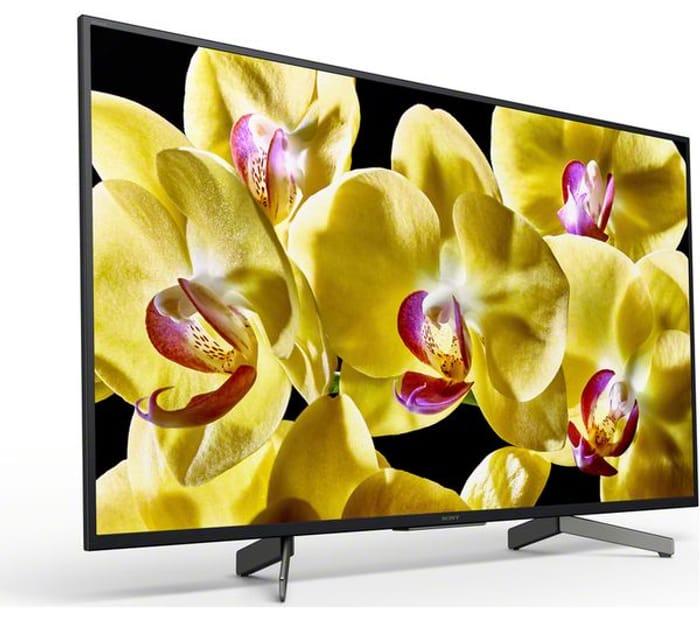 Cheap Sony BRAVIA 65 Inch, 4K Ultra HD, HDR, Smart TV - Silver - Save £230!