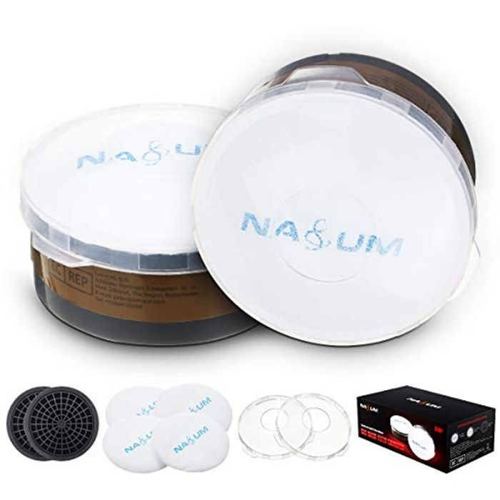 40% off NASUM round Face Cover Accessory