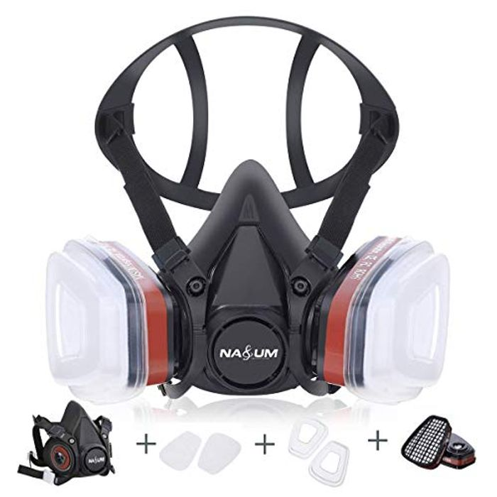 30% off NASUM M301 Dust Face Cover