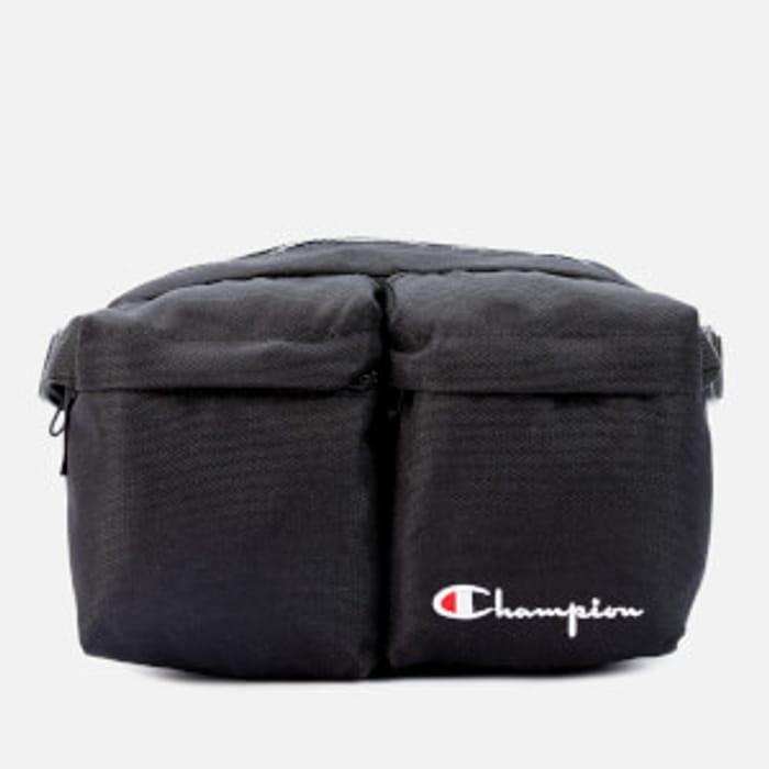 Champion Men's Belt Bag - Black