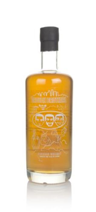 Brough Brothers Bourbon  (75cl, 41%)