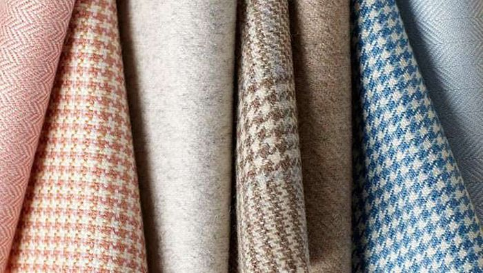 10 Free Cashmere Fabric Samples.