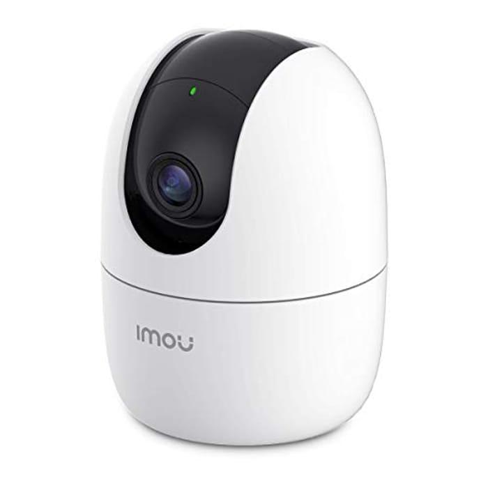Indoor Wifi Security Camera for £24.99
