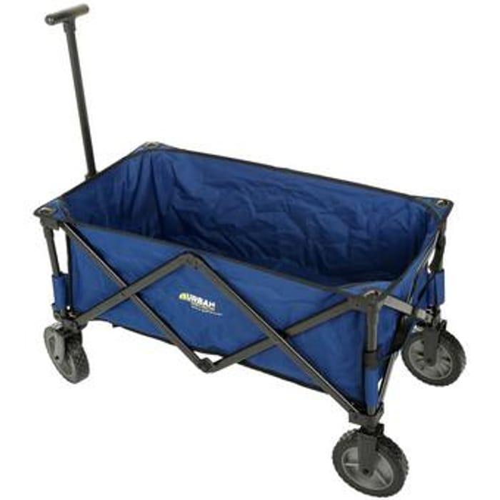Urban Escape Heavy Duty Folding Trolley £ 25 off at Halfords - £35