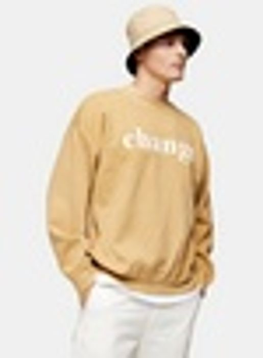 Mustard Change Sweatshirt