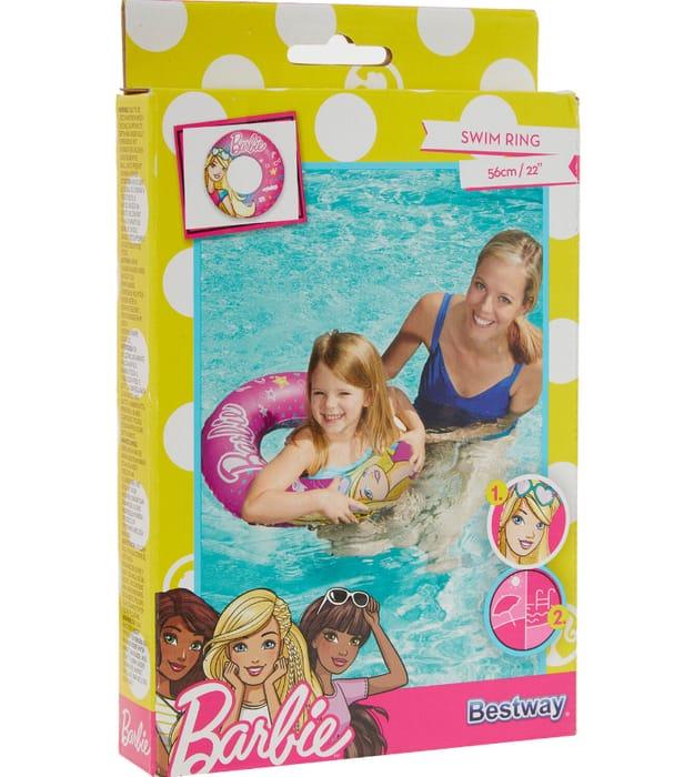 Barbie Pink Swim Ring