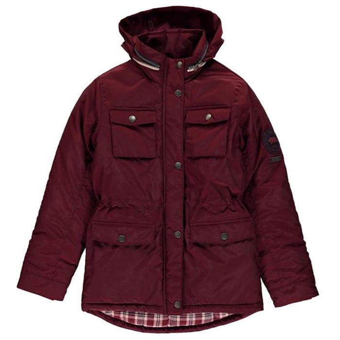 SOULCALPadded Parka Jacket Infant Girls