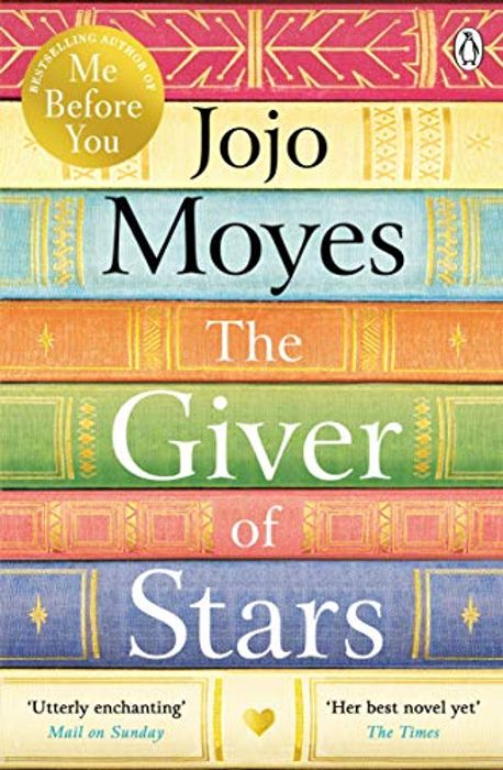 The Giver of Stars - by Jojo Moyes