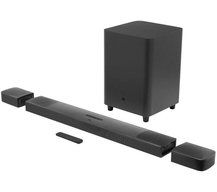 30% off JBL Bar 9.1 Wireless Sound Bar with Dolby Atmos and DTS:X with TV Orders