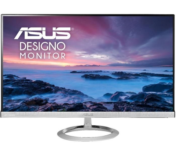 "ASUS Full HD 27"" IPS Monitor - Silver & Black £135.20 with Code"