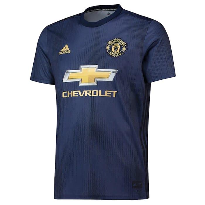 Cheap Manchester United Third Shirt 2018-19 - Only £25!