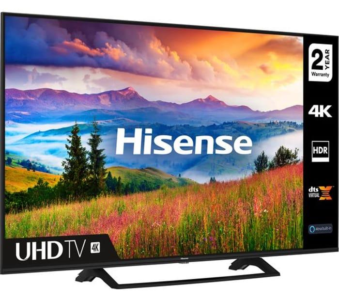 "CHEAP!! HISENSE 65"" Smart 4K Ultra HD HDR LED TV with Amazon Alexa"