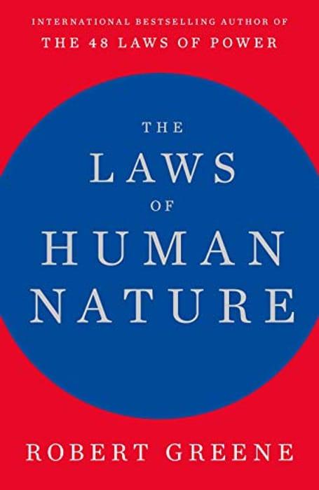 Kindle Robert Greene the Laws of Human Nature at Amazon