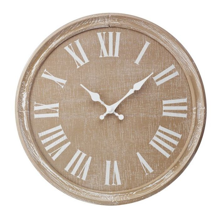 Wooden Clock HALF PRICE