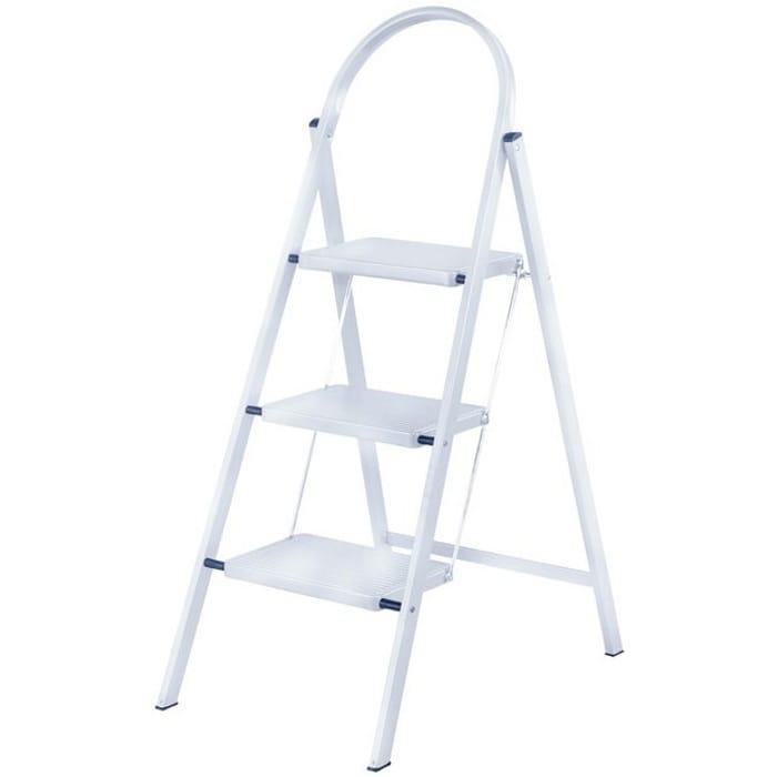 Abru 3 Step Handy Stepstool 2.43m - Only £15!