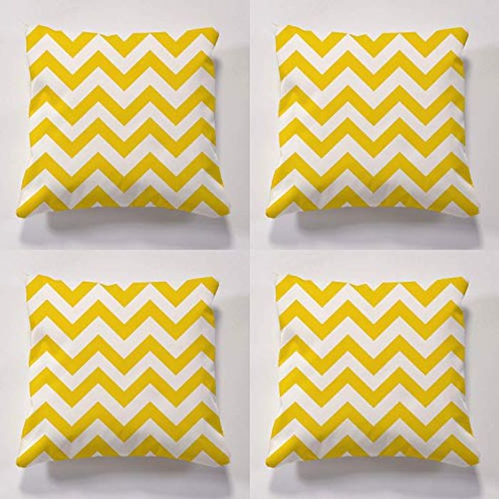 4 Funky Outdoor Cushions