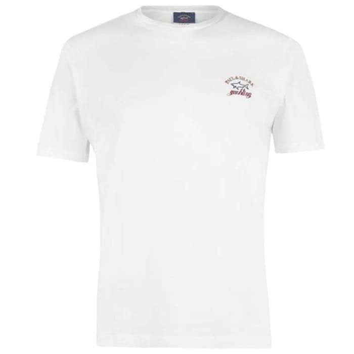 PAUL and SHARK CREW Logo T Shirt