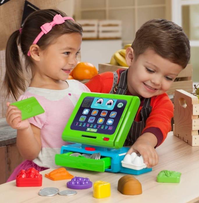 SAVE £10 - LEAPFROG Count Along Toy Cash Register