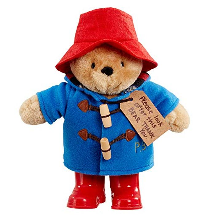Paddington - Please look after this bear. Thank you.