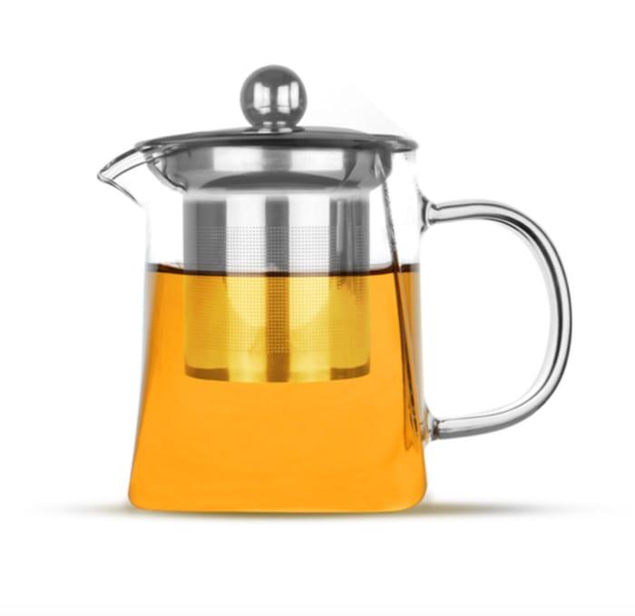 Glass Infuser Teapot   M&W 300ml
