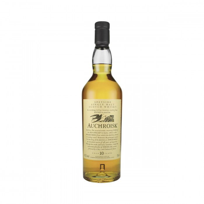 Auchroisk 10 Year Old 70cl Scotch Single Malt Whisky
