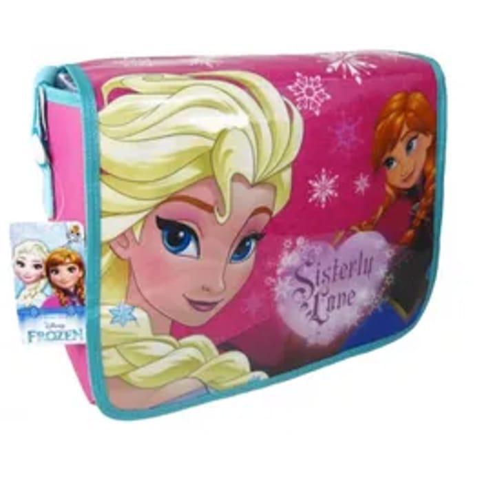 Disney Frozen Messenger Bag *Official Licensed Item.