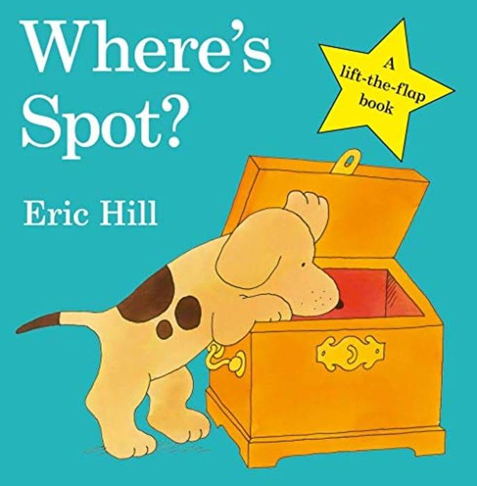 Where's Spot? (Original Lift the Flap Board Book)