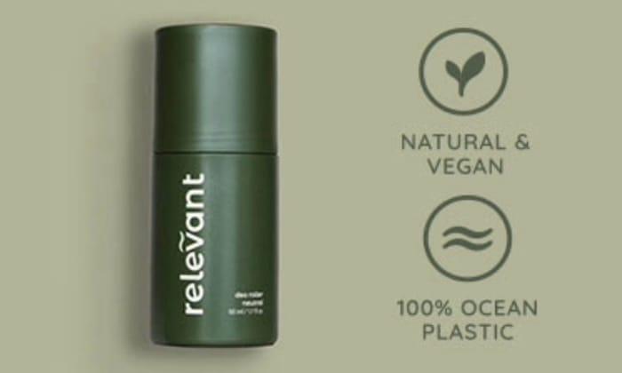 FREE Natural Deodorant