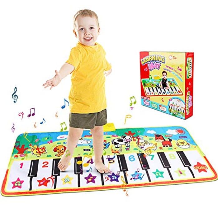50% off Kids Piano Mat