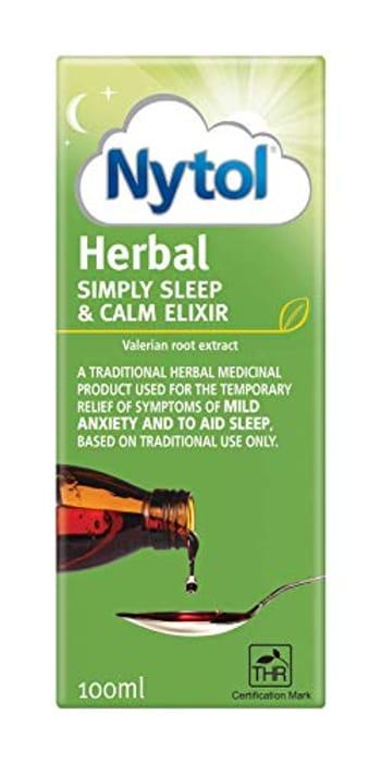 Nytol Simply Sleep and Calm Elixir, 100g