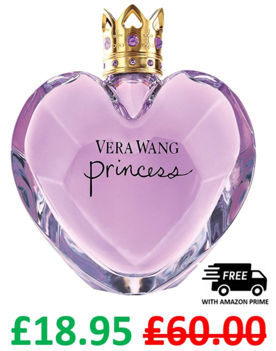 Vera Wang Princess 100ml on Sale From £60 to £18.95