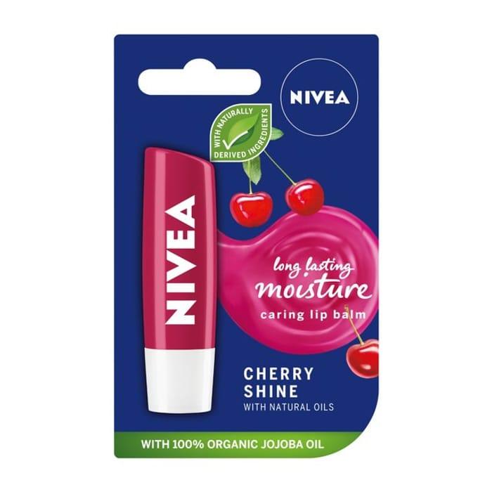 Free NIVEA Fruity Shine Lip Balms - Home Tester Club