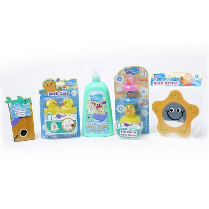 Baby Bathtime Buddies on Sale From £12 to £4.99