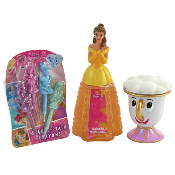 Disney Princess Let Your Heart Sing out Gift Set at Argos