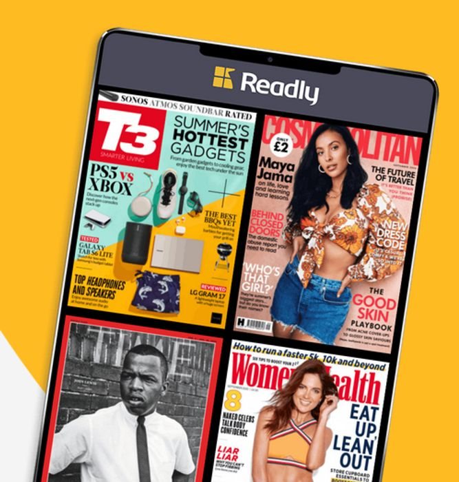 2 Months Free Access to 5,000+ Magazines - Readly