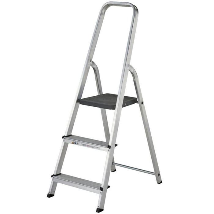 Abru Werner High Handrail Step Ladder - SAVE £15!