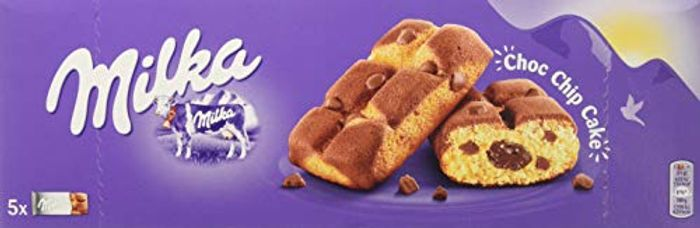 Milka Cake and Choc Biscuit Cake 175 G