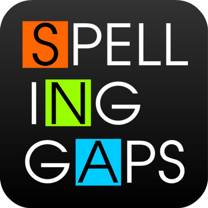 Spelling Gaps PRO - Usually £1.79