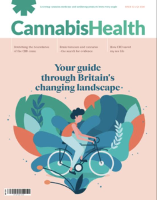 Claim Your Free Subscription To Cannabis Health Magazine * 10,000 Respondents