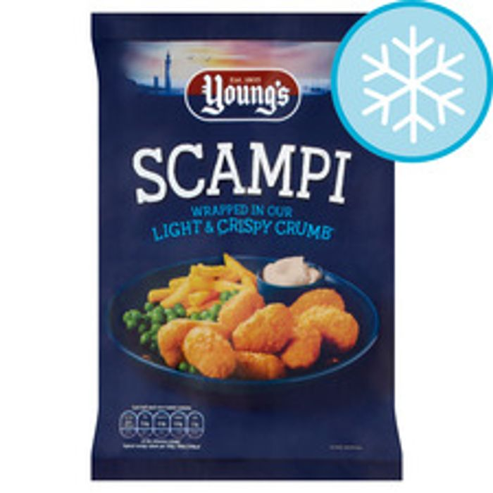 Young's Scampi 220g