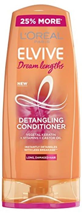 L'Oreal Elvive Dream Lengths Long Hair Conditioner, 500ml