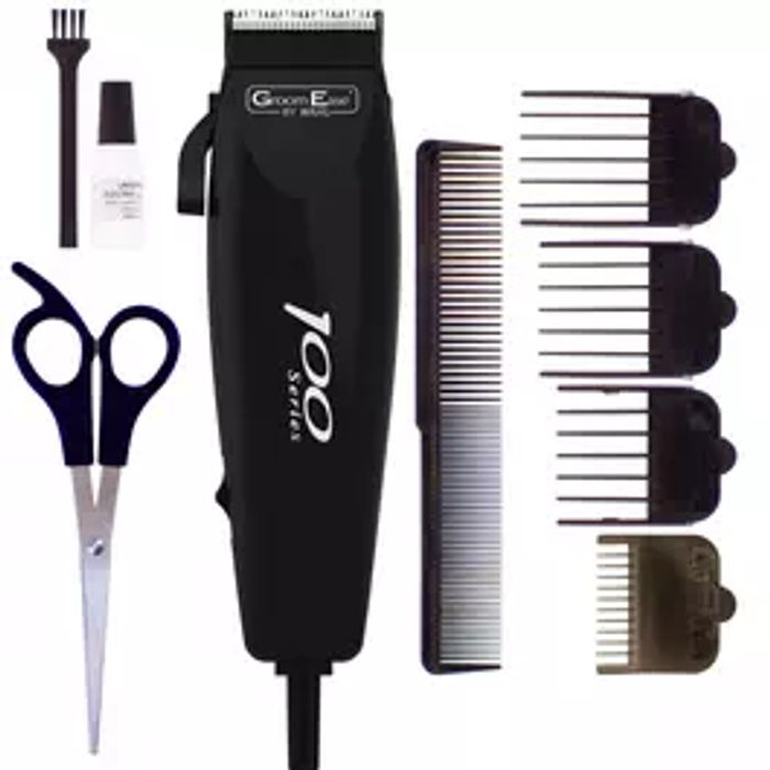 WAHL GroomEase 100 Series Hair Clipper & Scissors - £13.99 Delivered